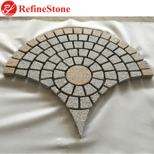 China granite pavers, cheap patio paver stones for sale