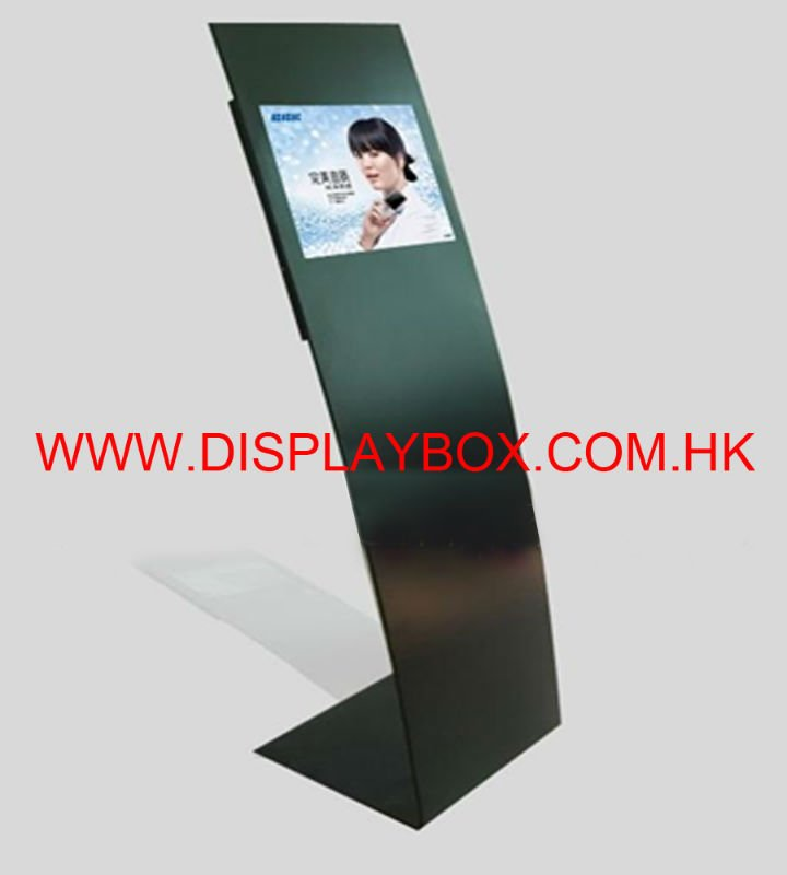 PD203 Metal Display Stand 19 Inch LCD player