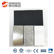 Langfang shenzhou isopanel rubber foam sheet heat resistant plastic nbr board suppliers