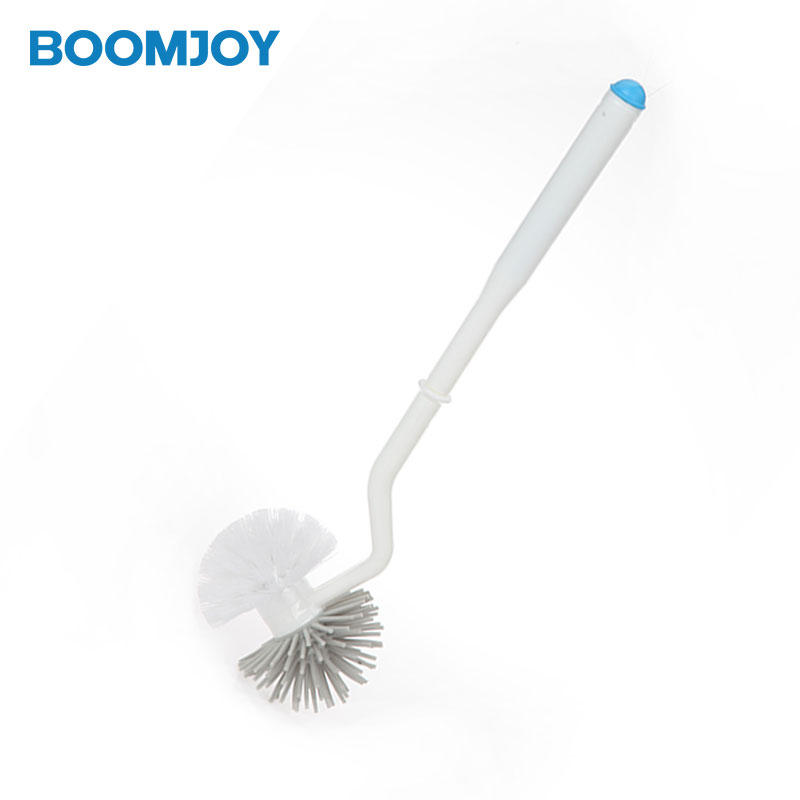 Boomjoy Double sided Cleaning <strong>Brush</strong> Drain Toilet <strong>Brush</strong>