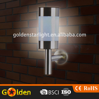 New Design Solar Stainless Steel Frosted