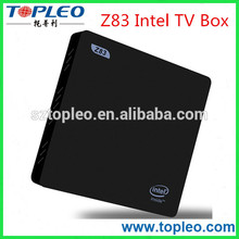 Z83 Window 10 Intel HD 4K 32GB Mini PC Set Top Box