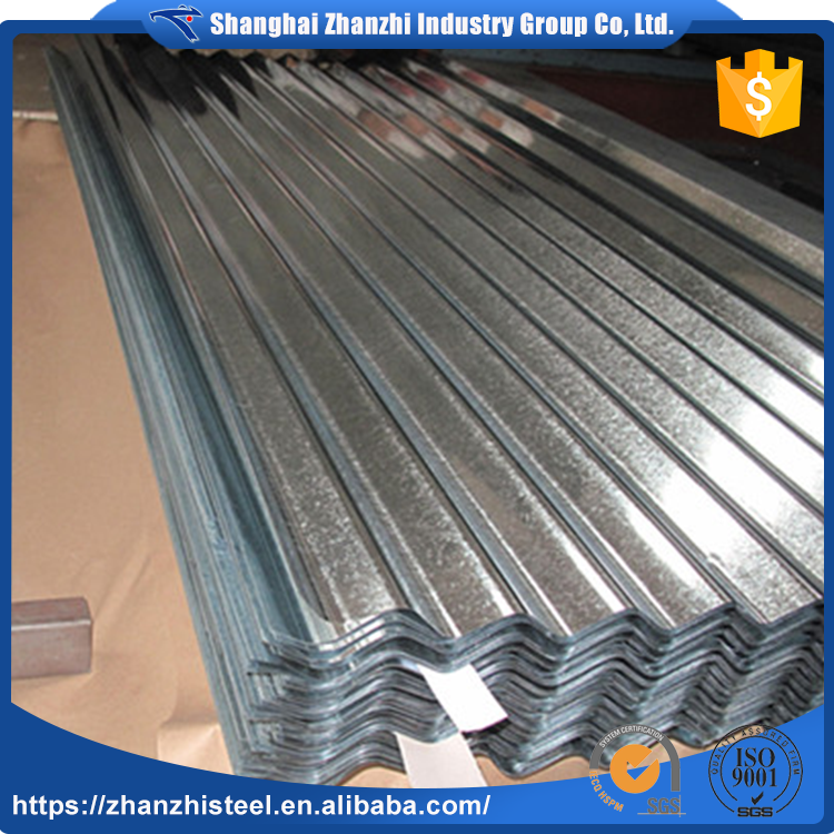 Customized Design High Quality Galvanized Corrugated Metal Roofing Panels