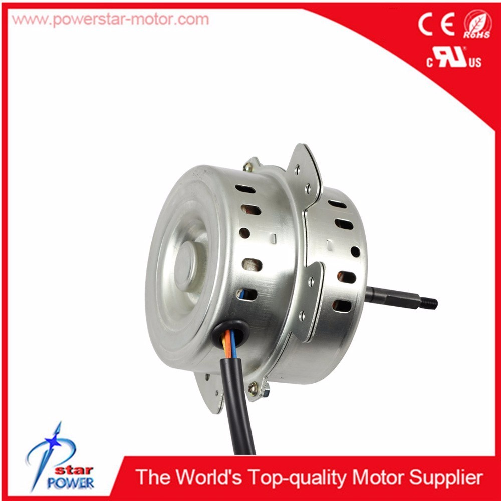 high quality 2016 hot sale 20W steel cover air conditioning housing application motor