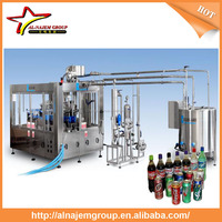 Factory Making Automatic Carbonated Soda Water