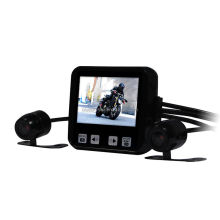 Dual Motorbike Camera Motorcycle Motorbike 720p HD Video Camera DVR Camcorder