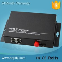Excellent working telephone over ethernet/phone converter/pots over e1 pcm multiplexer