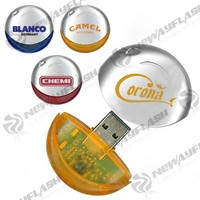 Dual cute usb flash drive oem free disign