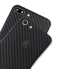 China made carbon fiber colorful phone sticker mobile phone sticker for iphone7plus 6plus