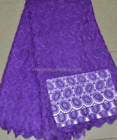 African french Chemical lace,swiss,net big lace fabric