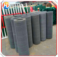 stainless steel crimped wire mesh/square wire mesh/Barbecue Wire Mesh