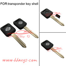 Uncut Ignition Blank 46 Chipped Car Key With Transponder Chip Fit For Nisan