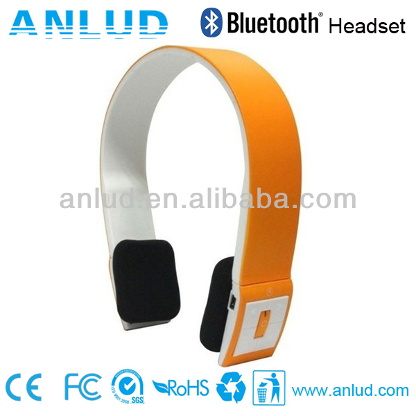 New arrival ALD02 factory promotional for ps3 bluetooth headset