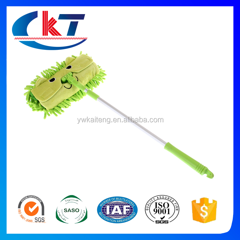 2016 New Style Long Handle Chenille Cleaning Flat Mop