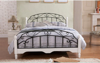 classic italian furniture - solid wood hand made royalty bed