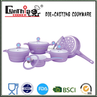 quality products kinds of kitchen ware/ceramic cooking pot