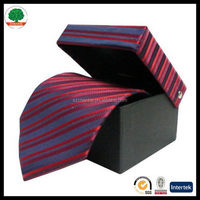 Best quality most popular boxed mens silk neckties/baby tie
