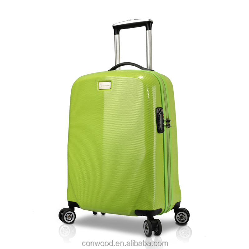 High Grade price list designer luggage detachable luggage with wheels