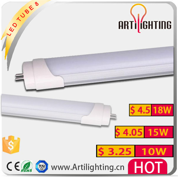 CE RoHs approved www red tube com japan sex 18 led tube t8 150cm 18