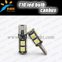 Hot Selling New Product T10 LED Light For All Car T10 LED Bulbs Canbus Free