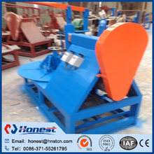 tire sidewall cutter / used tire crushing machine/ tyre recycling equipment with high quality