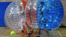 Best Seller clear glass bubble ball stress