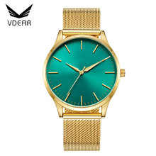 2017 New model mens japan movt quartz watch stainless steel water resistant brand your own men watches