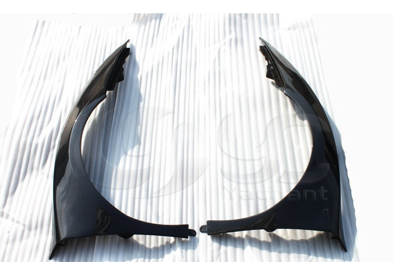 Trade Assurance Full Carbon Fiber Front Fender Fit For 2008-2014 LP560 LP570 OEM Style Front Fender