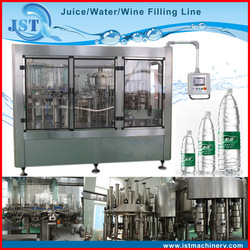Factory shop 3-in-1 spring water machinery