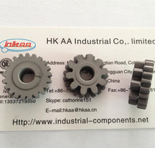 China manufacturer factory price tailored size steel spur sintered gear