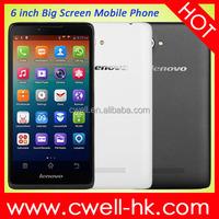 Original Lenovo A889 Phablet 6 Inch Big Touch Screen Smartphone MTK6582 Quad Core Android 4.2 OS