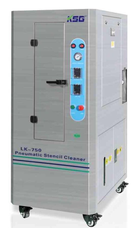 China manufacturer industrail automatic pneumatic Stencil Cleaner for soldering Stencil washing machine
