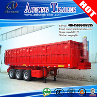 2016 High Quality 3 Axle 20ft