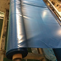 Black /Green / Blue Plastic Opaque Foil Roll For Building Construction Plastic Sheeting