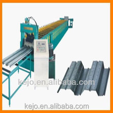 concrete decking sheet galvanized corrugated floor deck tiles roll forming machine price