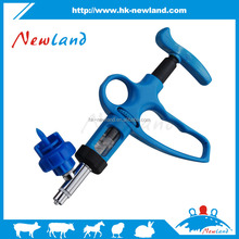 Hot sales Automatic Syringe veterinary with bottle for chicken