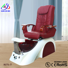 2015 high quality resin bowl a pedicure and facial massage chair cheap wholesale pedicure