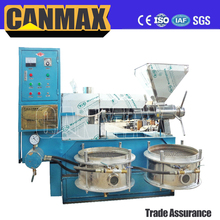 Compact structure soybean oil press, essential oil extraction equipment, oil press extractor