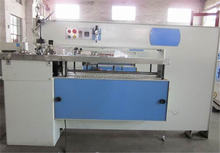 1400mm plywood veneer stitching machine/veneer jointing machine