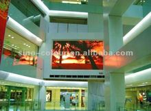HD Image P6 Full Color Indoor LED advertising board