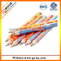 Smart colorful pencil