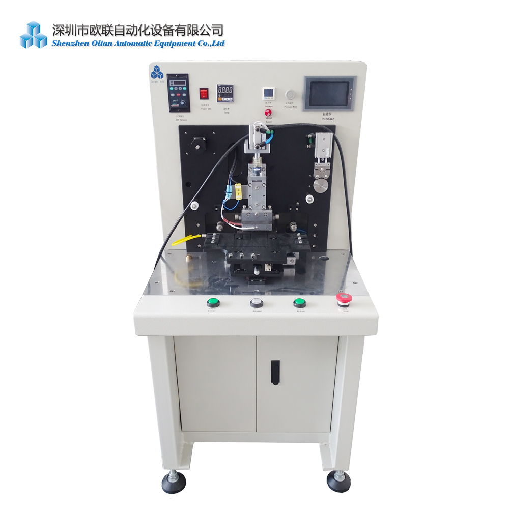 Olian High Precision LCD Flex Cable Repair Machine ACF Attach Bonding Machine
