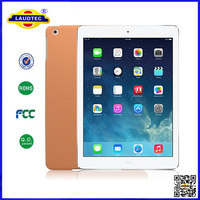 2014 New Arrival 100% Perfect Fit For iPad Covers and hard back case for iPad Air Case Laudtec