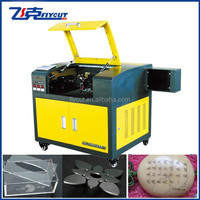 600*400mm 60w Co2 Laser cutter,fabric /rubber/acrylic cutting and engraving machine