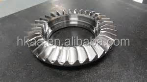 factory in stock ground spiral bevel gear