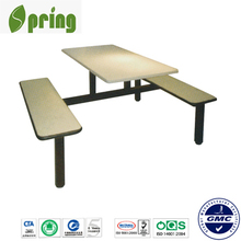 2014 modern fast food restaurant table and chair, dinner table designs CT-020D