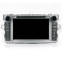 Car Audio Video Entertainment Navigation System for Toyota Verso