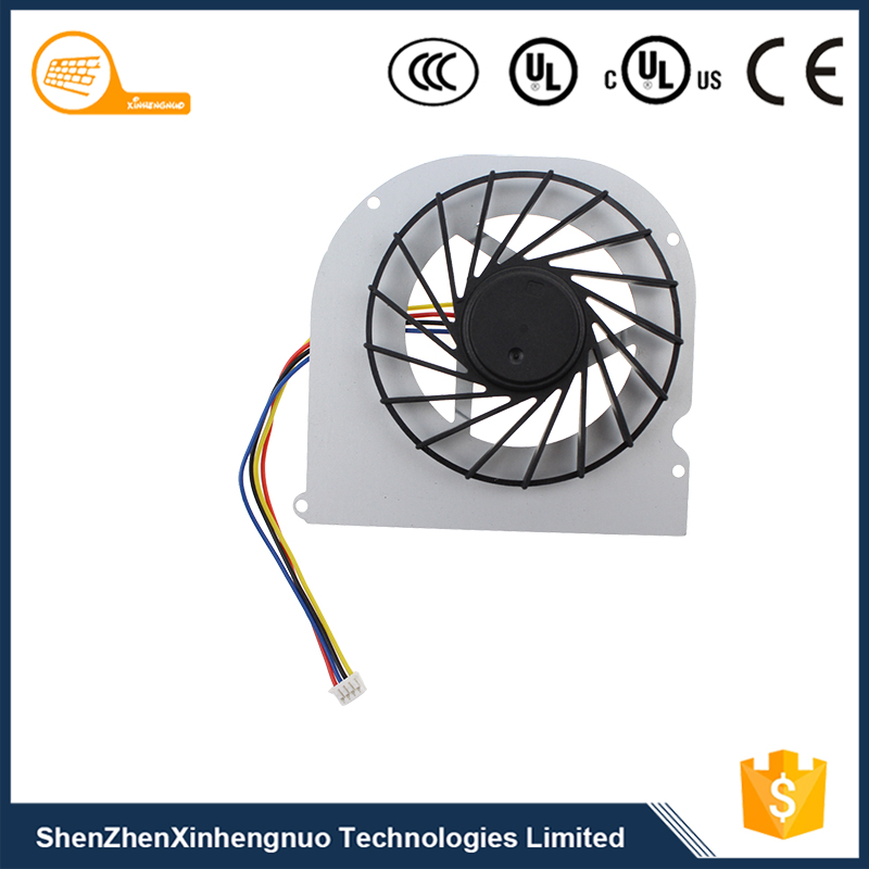 OEM 4Pin Factory Price Laptop Cpu Cooling Fan for Asus F80C F80S F80Q F80L F81S X82 F83 X88 X85S Series