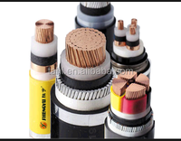 different variants of electrical grade alloy type 500KV High Voltage Power Cable