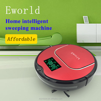 2015 newest 5 in 1 intelligent robot vacuum/Wholesale Newest Factory Direct robot vaccum cleaner